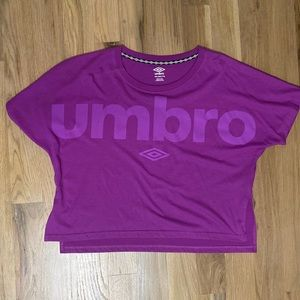 Umbro crop top